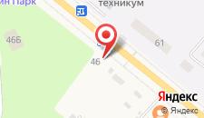 Гостиница Грин Парк на карте