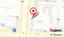 Гостиничный комплекс Пилигрим на Садовой на карте