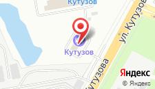 Гостиница Кутузов на карте