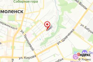 Адрес Трансформаторная подстанция № 46 на карте