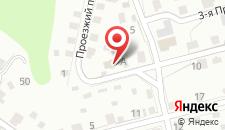 Хостел FreshHall на карте
