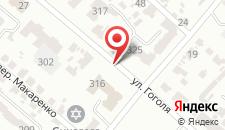 Мини-гостиница Гостиничный дом на карте