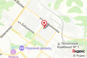 Адрес СмоленскЭнерго Филиал МРСК на карте