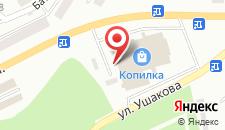 Отель Елисаветградъ на карте