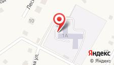 Загородный клуб Дом с приключениями на карте