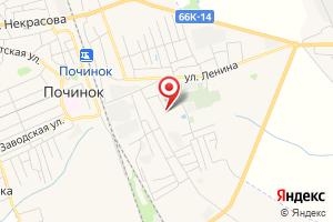 Адрес Смоленскэнерго на карте