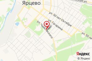 Адрес МУП Горводоканал на карте