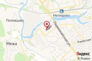 Адрес ТТСК-Водоканал филиал на карте