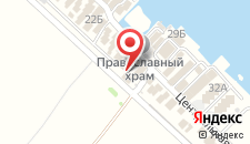 Отель Natalia на карте