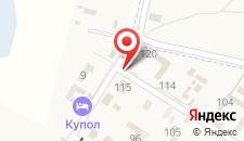 Гостевой дом Кевсер на карте