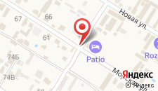 Отель KazanVIP на карте
