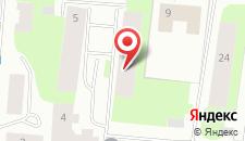 Мини-отель Сомова на карте