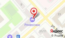 Бутик-Отель Renaissance на карте