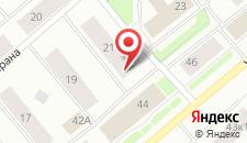 Гостиница Ваш Дом на карте