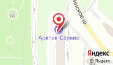 Гостиница Арктик-Сервис на карте