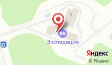 Гостиница санатория Тамара на карте