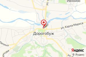 Адрес Смоленскрегионгаз, обособленное подразделение на карте