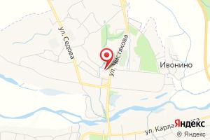 Адрес Газпром межрегионгаз Смоленск, подразделение в г. Дорогобуж, Сафоновский участок на карте