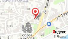 Гостиница Ирина на карте