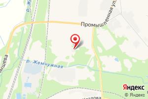 Адрес Энергоснабжение на карте