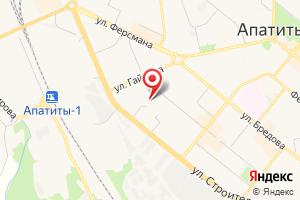 Адрес ТП № 113 на карте