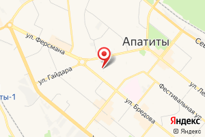Адрес Трансформаторная подстанция № 28 на карте