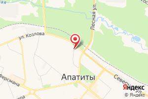 Адрес Трансформаторная подстанция № 68 на карте