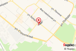 Адрес ТП № 127 на карте