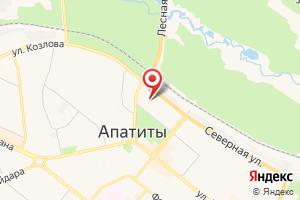 Адрес Трансформаторная подстанция № 11 на карте