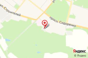 Адрес Канализационная насосная станция № 8 на карте
