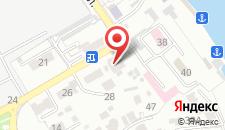 Бутик-Отель Апартаменты Херсонес на карте