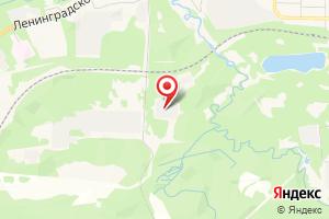 Адрес Электрическая подстанция Лодейнопольская на карте