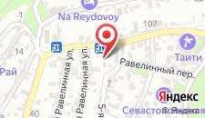 Гостевой дом Севастопольская усадьба на карте