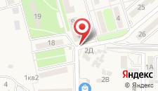Мини-отель Дельфин на карте