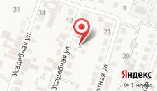 Вилла Арт Вилла Акватория на карте