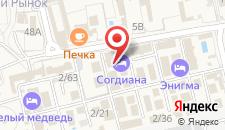 Мини-отель Kamilla на карте