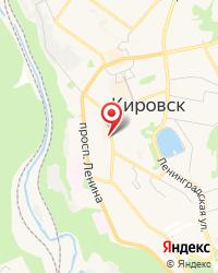 Отделение восстановительного лечения ГОБУЗ Апатитско-Кировская ЦГБ