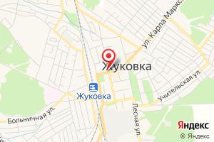 Адрес Газпром газораспределение Брянск, магазин Газ-сервис № 9 на карте