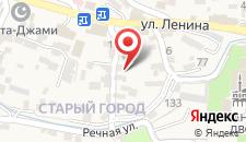 Guest House On Oktyabrskaya на карте
