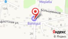 Бутик-Отель Bahitgul на карте