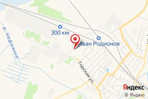 Адрес Газпром газораспределение Тверь, филал в г. Бологое Отдел по работе с клиентами на карте