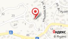Гостиница Роялта на карте