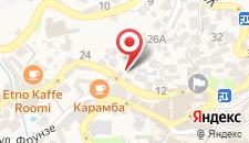 Мини-отель Роза на карте