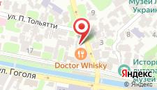 Клубный дом Пушкинский на карте