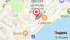 Мини-отель Яхт-клуб на карте