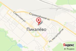 Адрес ГУП ЛенОблВодоканал Бокситогорский район на карте
