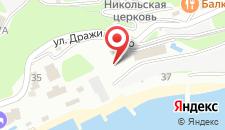 Парк-Отель Актер на карте