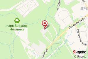 Адрес Водоканал-3 на карте