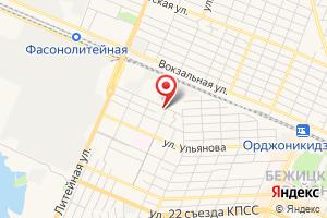 Адрес Газпром межрегионгаз Брянск, Абонентский участок № 2 Бежицкого района на карте
