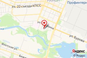 Адрес Водозабор Киевский на карте
